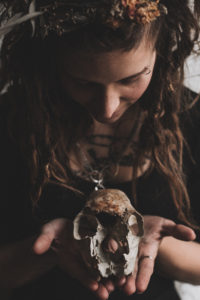 styled portrait by Sofia Noethe Photography